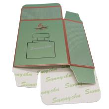 бумажная складная коробка на заказ