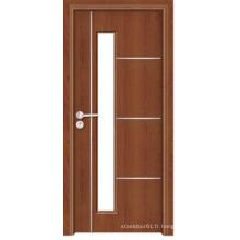 Porte intérieure en PVC fabriquée en Chine (LTP-A09)