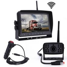 Vehicle Rearview Monitor Rear View Camera System Kit