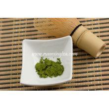 Thé Matcha japonais en pierre de pierre (norme UE)