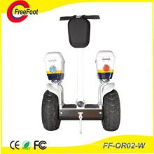 Policía estilo seguro Conveniente equilibrio inteligente rueda Scooter