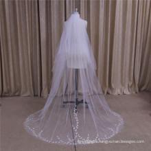 Embroidery Wedding Veil