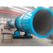 Rotary Drum Dryer Machine For Sawdust NPK Fertilzier