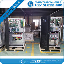 3 phase input and 3 phase output Industry 300kva UPS for bank/hotel/hospital/Database use