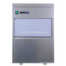 Machine à glaçons en flocon de supermarché professionnel bon marché
