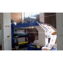 HYT Série 4 couleurs Tissus non tissés Machine d'impression flexographique (CE)