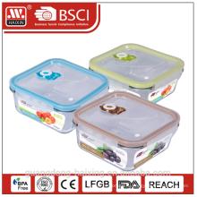 Стеклянный контейнер для пищи