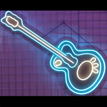 GUITARE LED NEON SIGN