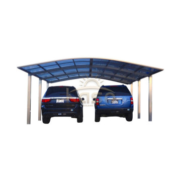 Parkering AwningKit Og Carport Cover Garage Car Canopy