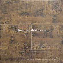 Крытый дешевые ламинат пол шелка поверхности пол