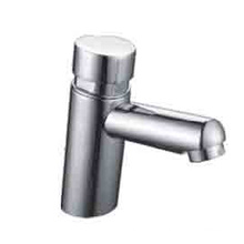 Self Closed Time Delay and Time Lapse Water Saving Faucet (JN41113)