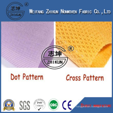 PP Spunbond Chemical Nonwoven Fabric with Meltbrown