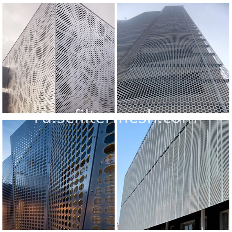 Architectural Perforated Metal