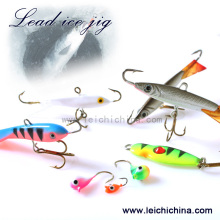 Ice Fishng Lure Lead Ice Jig