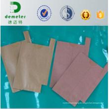 Anti-Bakterielle / Anti-Insekt-hochwertige zusammengesetzte Papierfrucht-wachsende Verpackungs-Taschen mit Ausgangseingang für Granatapfel-Gebrauch