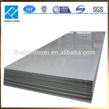 3003 5052 Feuille ordinaire en aluminium