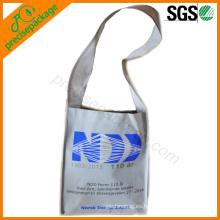 Bolso no tejido reutilizable del ultramarinos de los PP con el logotipo modificado para requisitos particulares grande