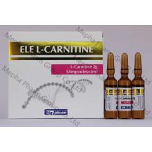 Alta calidad de la inyección de la L-Carnitina para el cuerpo que adelgaza y que pierde el peso, pérdida del peso