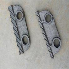 Pièces de four à grille à chaîne