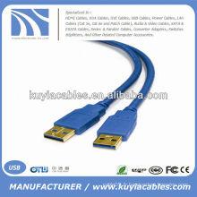 Haute vitesse câble Sky usb 3.0 50cm, 1m, 1.5m, 2m, 3m, 5m