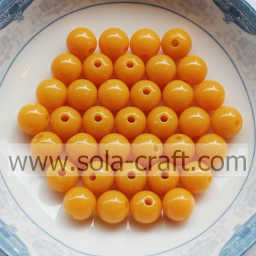 Imitation Jade Resin Beads Wholesale for Bracelet, Necklace and Jewelry Accessories.