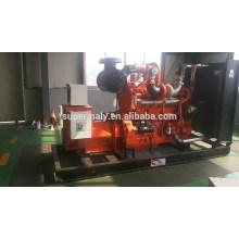 Générateur de gaz naturel 150kva par moteur à gaz chinois fiable