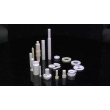 customized high precision alumina ceramic alumina ceramic rod 99 alumina ceramic sleeve