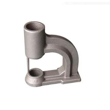 Metallgussmaschinenteile kundenspezifisches Stahlersatzteil