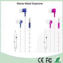 Factory Price Metal Stereo Music Earphone in Ear Earbuds (K-913)