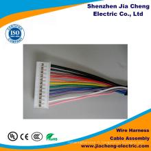 Faisceau de câblage sur mesure pour câble plat