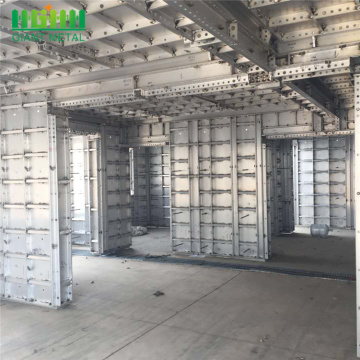 6061+T6+Aluminium+Construction+Formwork+System+for+Building