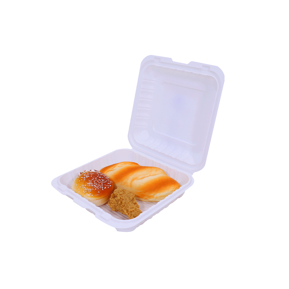 Clamshell Food Box