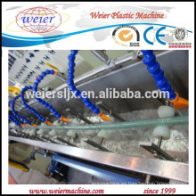manguera PVC suave que hace la máquina línea