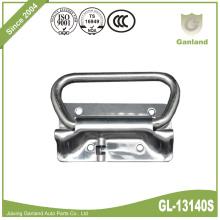 Puxador de anel de bloqueio de puxador de peito de aço inoxidável