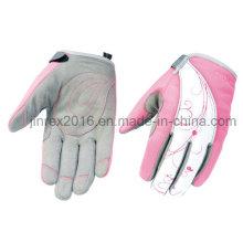 Cycling Full Finger Bike Bicycle Sports Glove Gel Padding Glove