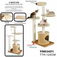 Árbol de lujo del gato, Scratcher del árbol del gato (YS83241)