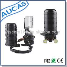 48 Core / 96 Core / 288 Core DOME Typ Optical Fibre Cable Gelenkverschluss mit 6 Ein- / Auslassöffnungen