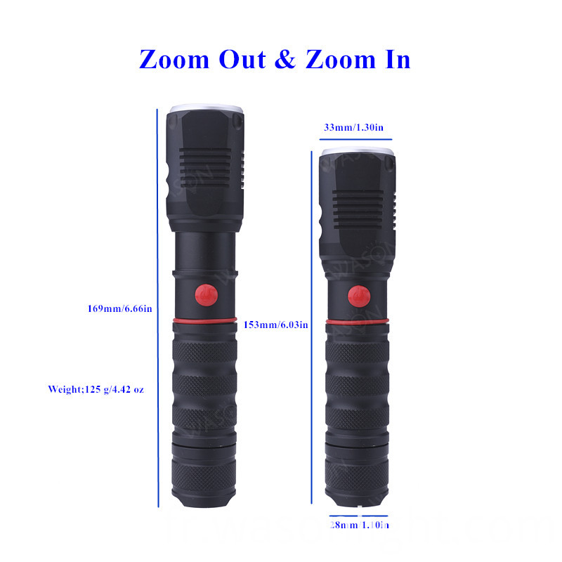 Portable LED Torch