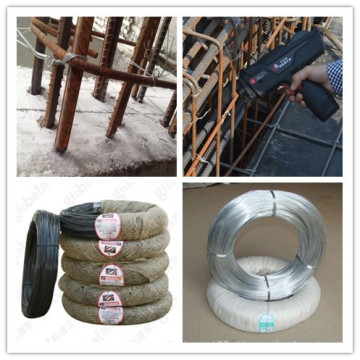 Fio e malha de ligação de materiais de construção