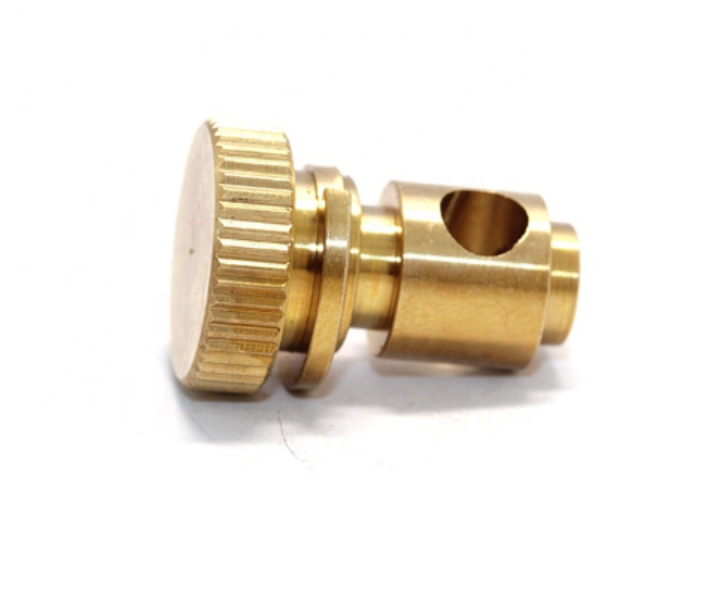 Brass Eye Bolt With Nut