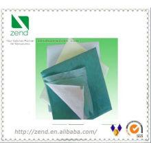 PE film laminated with PP spunbond nonwoven fabric
