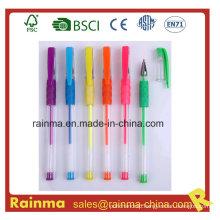 School Stationery with Gel Ink Pen Set