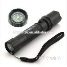 Produtos mais vendidos tático alumínio dimmable lanterna / tocha