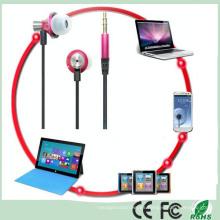 Venta al por mayor de China más barato auricular de auriculares MP3 (K-610M)