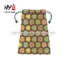 Профессиональный изготовленный на заказ мешки ювелирных изделий, высокое качество кожаные очки сумка, высокое качество мягкий футляр