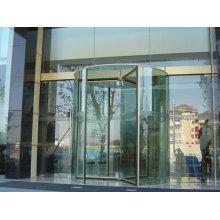 CN Автоматическая система дверей с кристаллами
