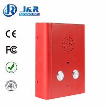 SIP-Телефон двери, Лифт, домофон, телефон громкой связи в Антивандальном