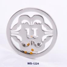 Colgante personalizado del logotipo para los bolsos