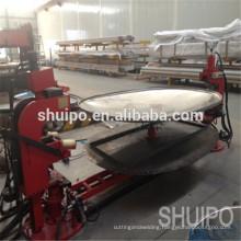 Tank head flanging machine/No Template Irregular Dished Head Folding Machine(dished ends machine)/Elliptical Head Machine
