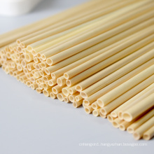Eco-Friendly Organic Natural Wheat Drinking Straws